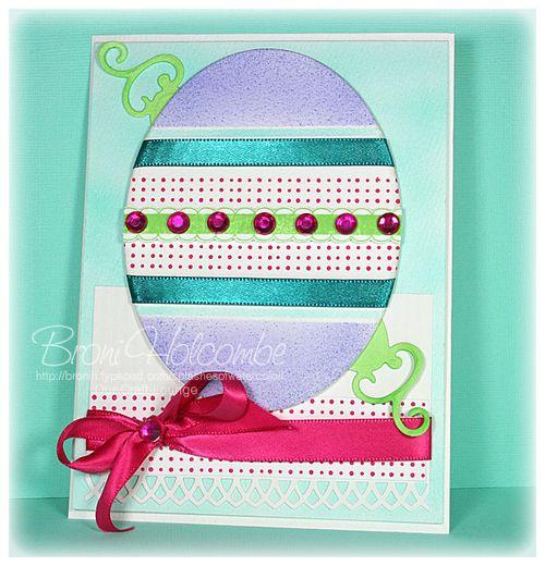 Fancy Fringe Easter Egg OCL2