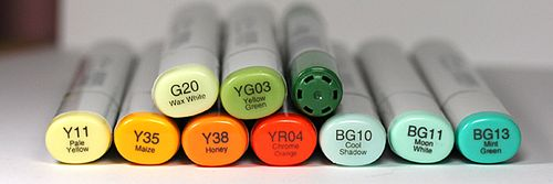Rose of Sharon copics