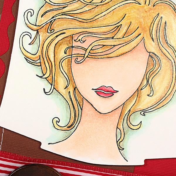 She Pursued Big Dreams card (closeup1)