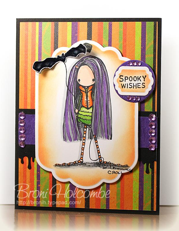 Spooky Batty Wishes
