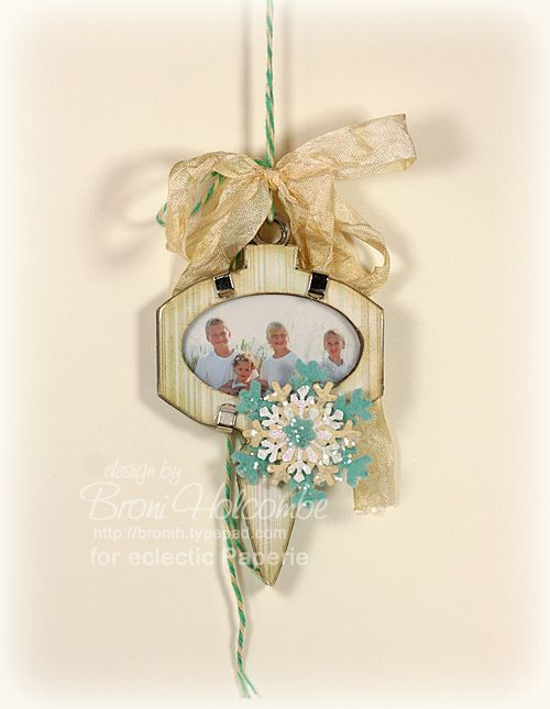 Beach Memories Ornament