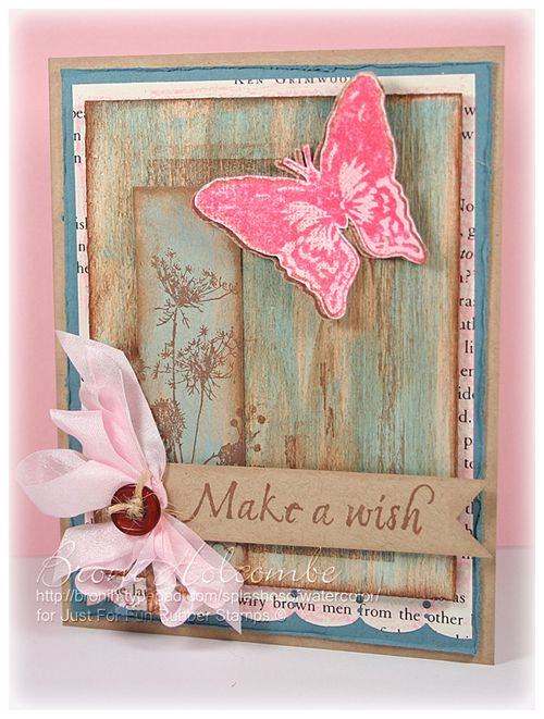 Balsa and Butterflies