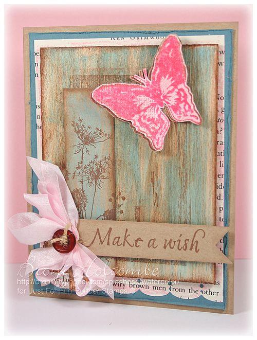 Balsa and Butterflies