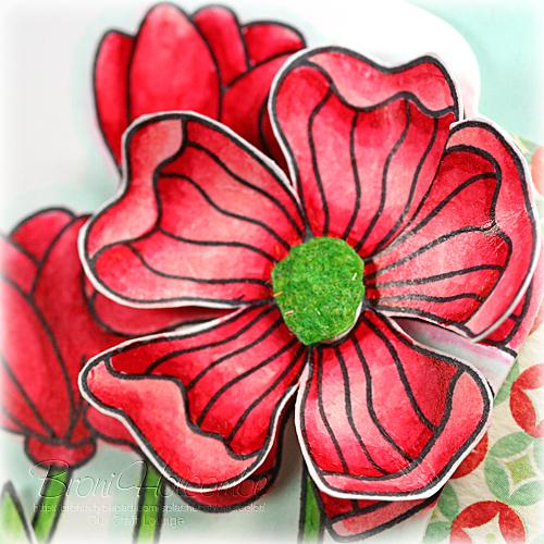 Pretty Red Petals (closeup)
