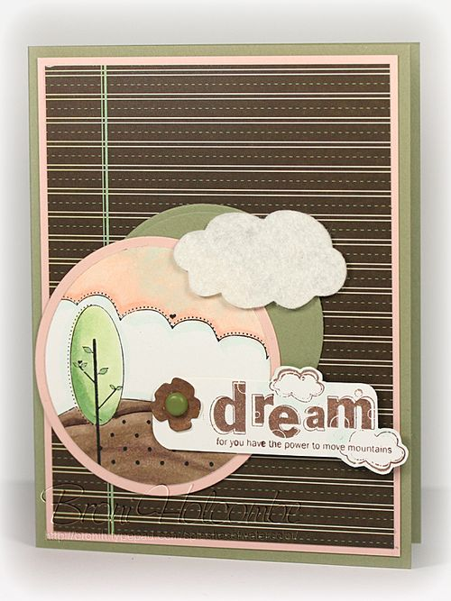 Dream to Move Mountains