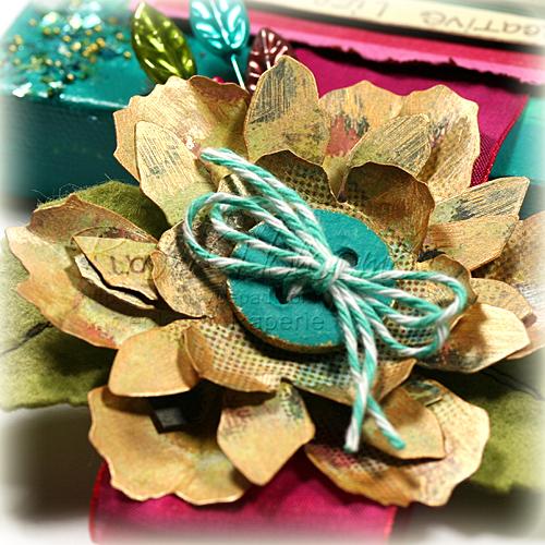 Creative Girl Flower