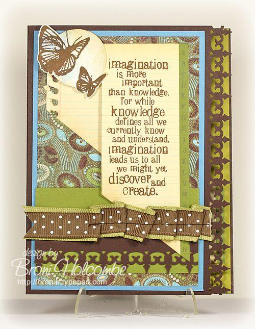 CTD126 Imagination