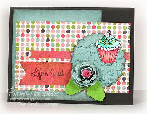 SC313 Sweet Cupcake