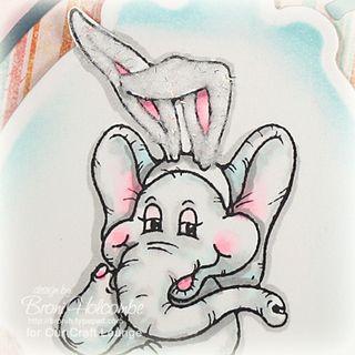 Easter Bunny (closeup)