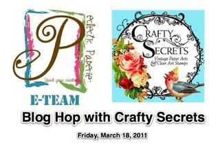 Blog Hop with Crafty Secrets