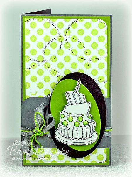 Lime Dot Birthday