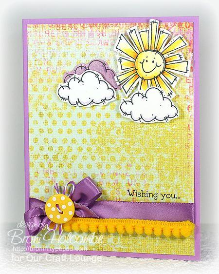 Sunshine Birthday Wishes