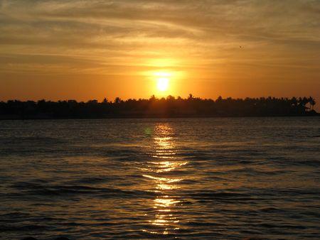 Key West sunset 2011