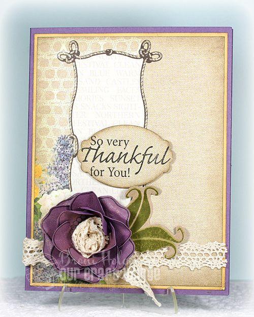 Plum Thankful
