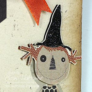 Spooky Tag Witch