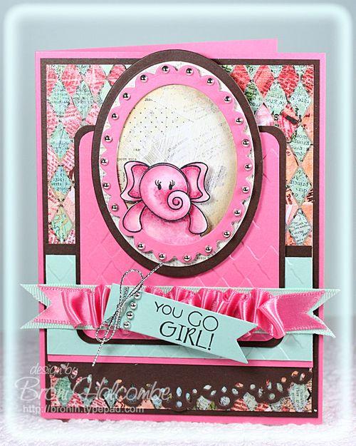 You Go Girl! bhh SFYTT Nov 2011