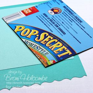 BWC6-2-6 popcorn box