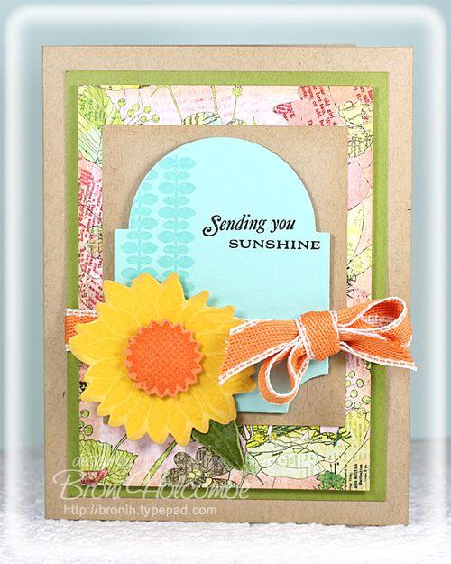 Sending Sunshine CTD165