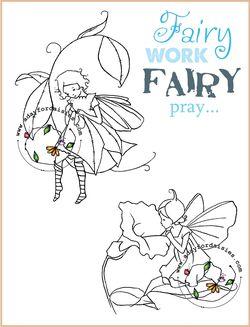 FairyWorkFairyPlayA