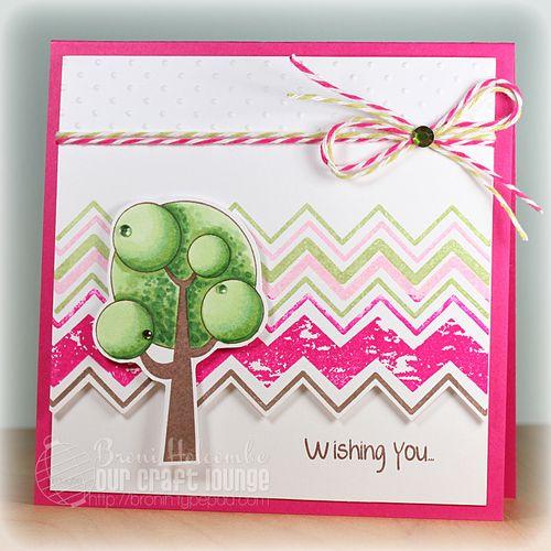 Tree Wishing You