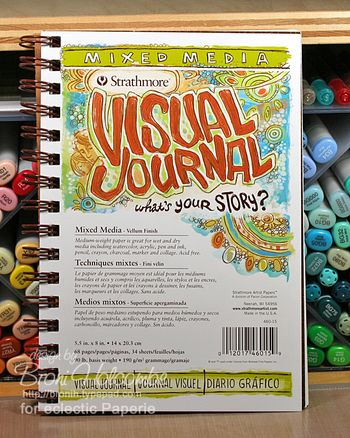 Art Journal cover 1