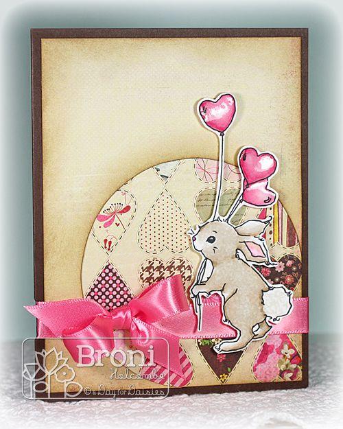 Happy Love Day Bunny