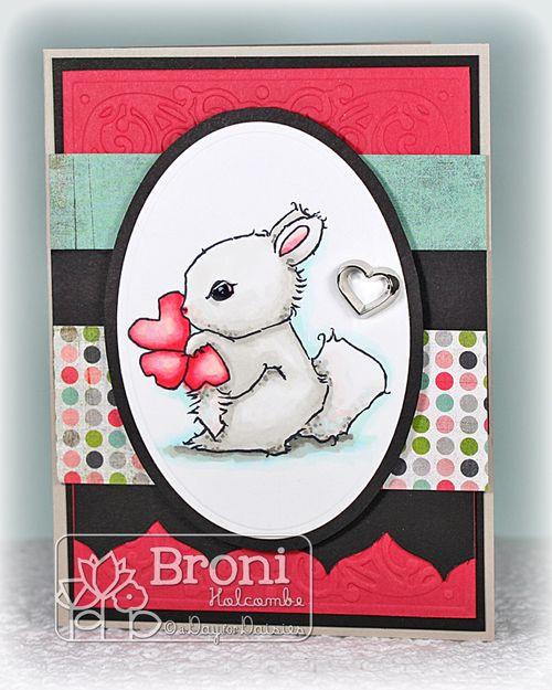 Bringing You Love Bunny