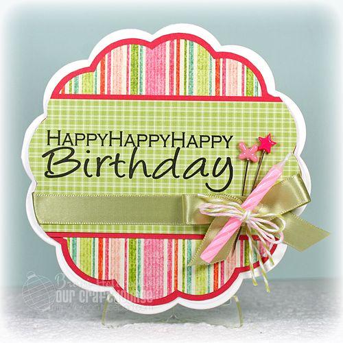 Say It Big Birthday
