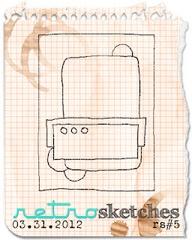 Retro sketch 5