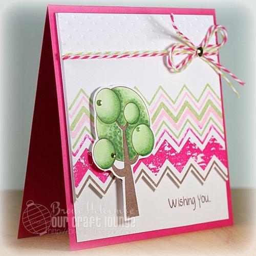 Tree Wishing You side view