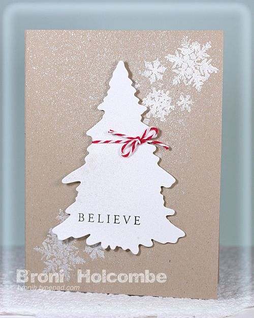 Kraft Christmas card 2011