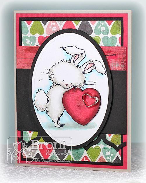 Bunny Loves You Bunny
