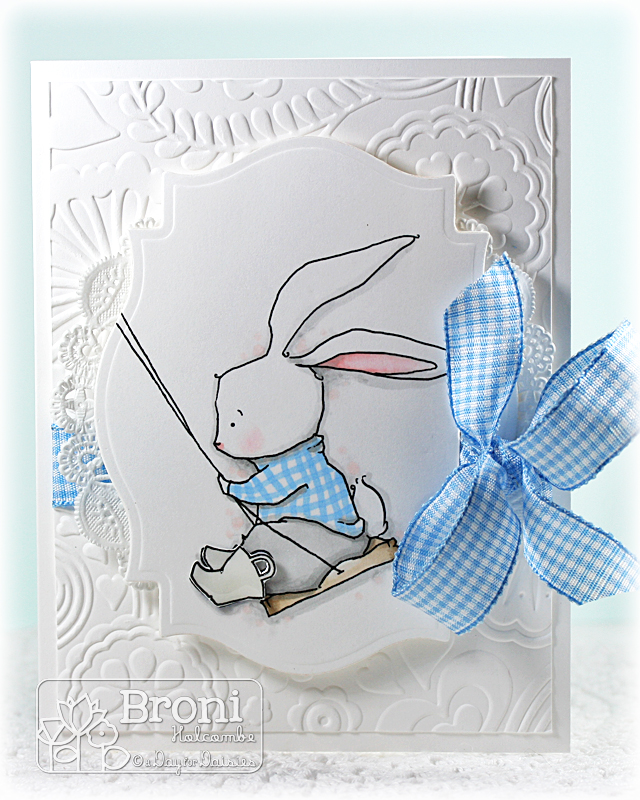 Swinging Bunny bhh