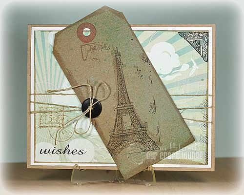 OCL115 Vintage Wishes