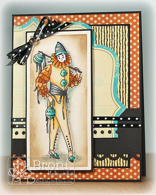 05-11-12 Vintage Lantern Clown