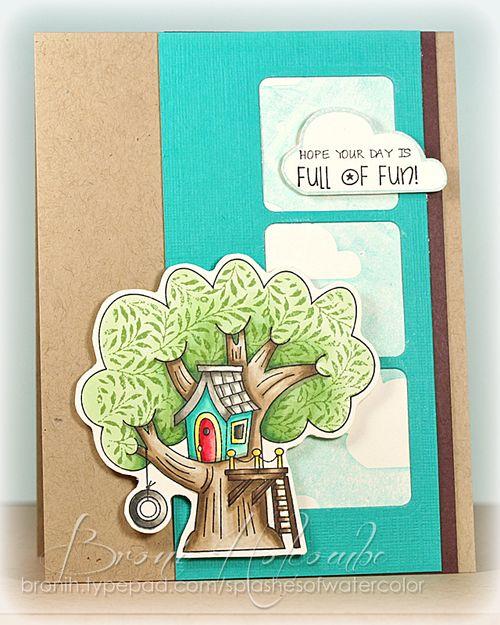 CTD210 Up a Tree