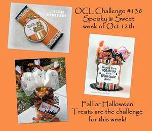 OCL138-10.12.12 Spooky & Sweet