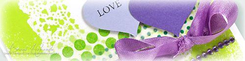 CTD226 Lime & Lavender Love crop