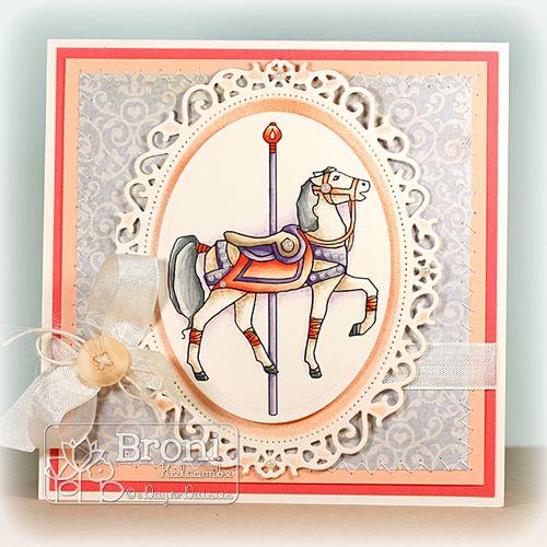 09-07-12 Carousel Horse