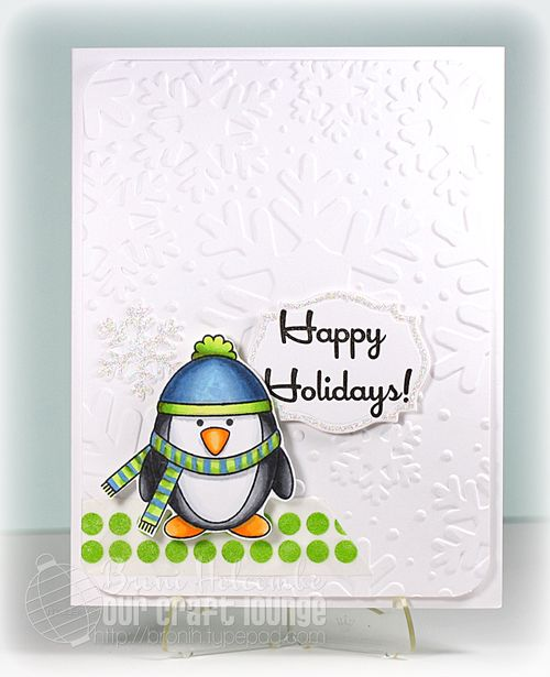 CTD217 Penguin Fun