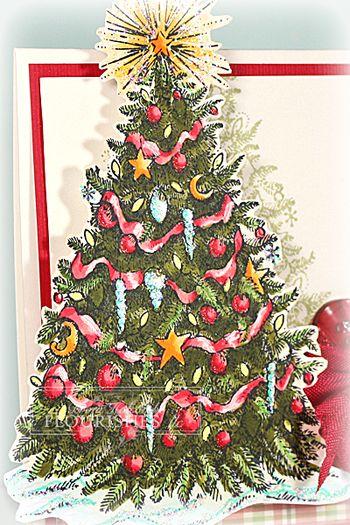 FTTC193 Christmas Peace closeup