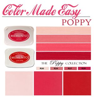 Poppy - ColorMadeEasy