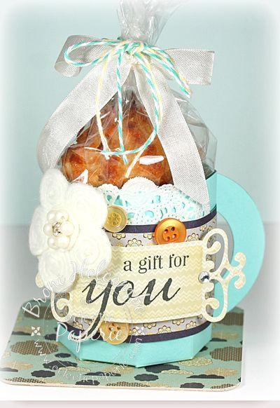 A Gift For You Coffee Mug Holder 2