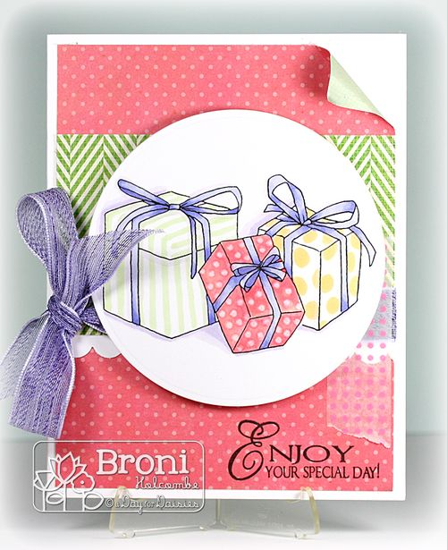 CTD224 Three Nice Gifts