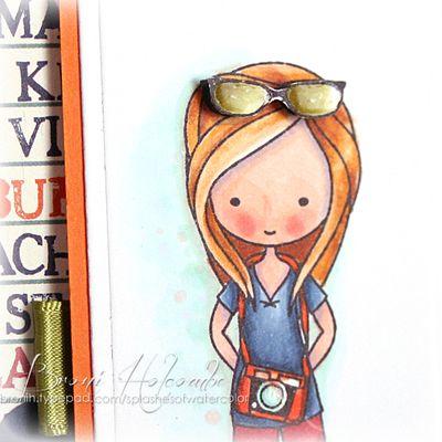 TEGD Moka Meredith glasses