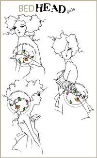 Bedhead Girls graphic
