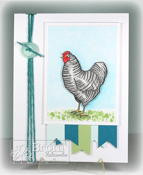 06-07-13 Soft Hen