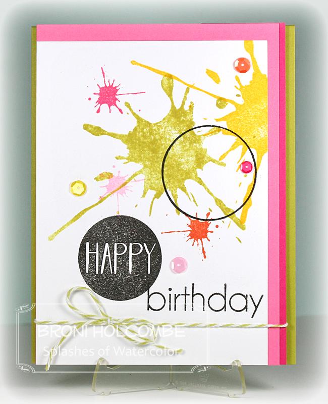 CTD257 Birthday Ink Splash 3
