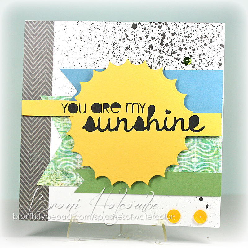 CTD243 You Are My Sunshine