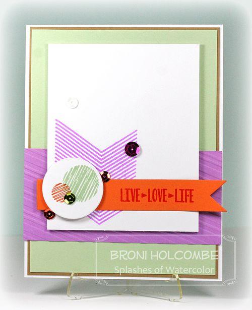 CTD260 Live Love Life